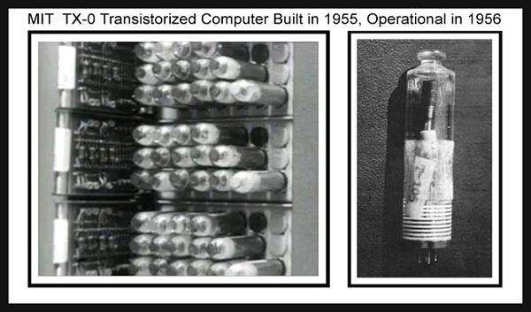MIT TX-0 Transistors