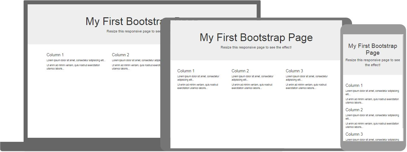 Bootstrap 3 Tutorial