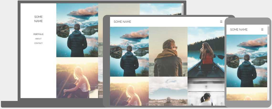 People Portfolio Template